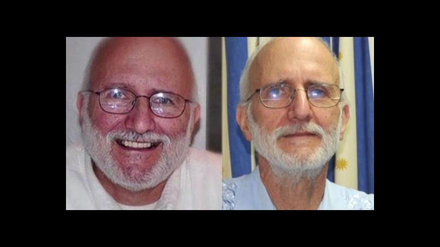 Video Korespondent o vztazích USA-Kuba: Propuštění Grosse je pozitivní