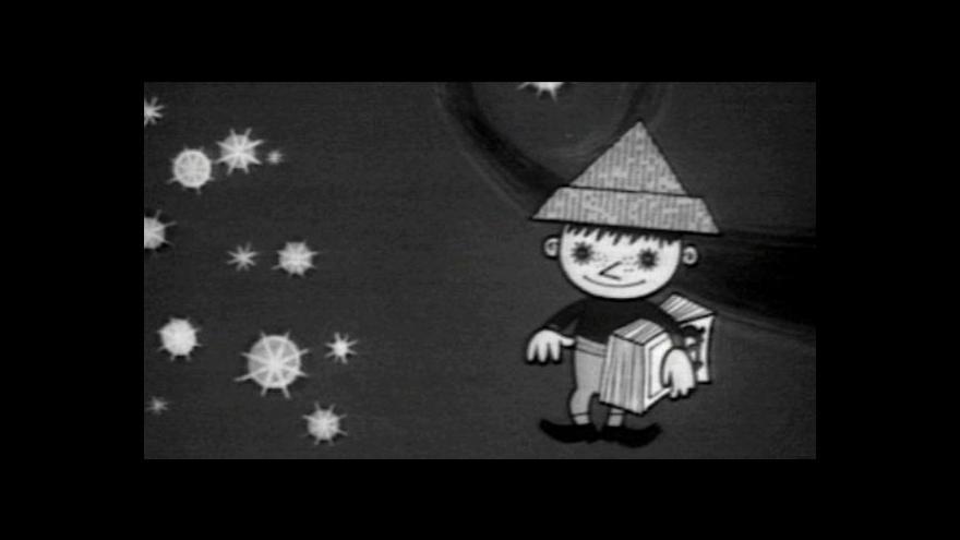 Video Večerníček slaví 50 let