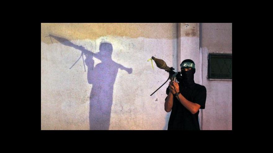 Video Zpravodaj ČT: Izrael žádá okamžitý návrat Hamasu na seznam