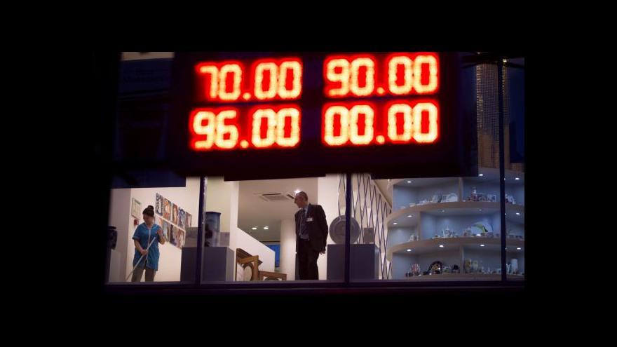 Video Otřesy rublu zamávaly i s majetkem oligarchů