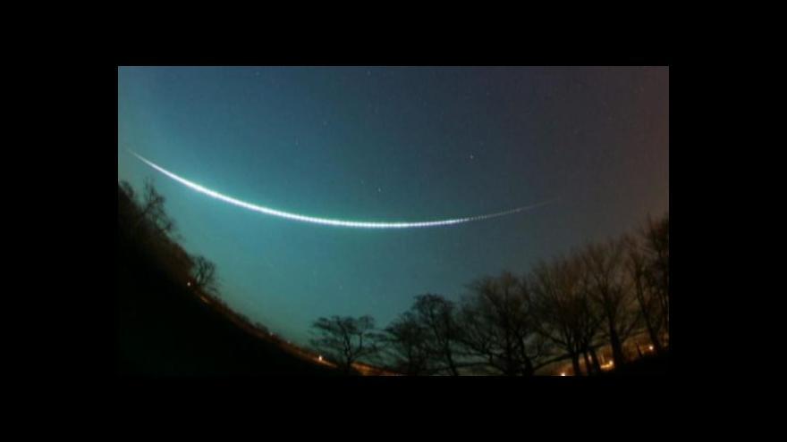 Video Zopakují astronomové na Vysočině benešovský úspěch?
