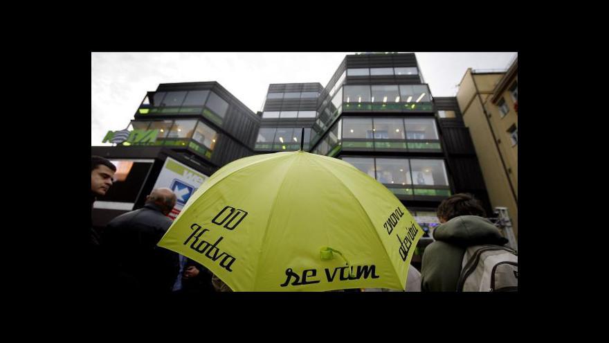 Video Kubátová: Za vytunelování fondu Trend nebyl dodnes nikdo potrestán