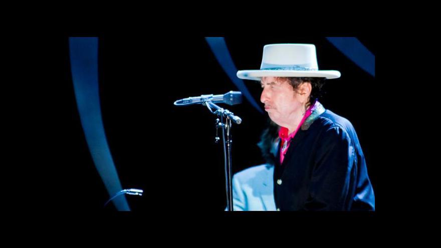 Video Bob Dylan jede nekončící turné