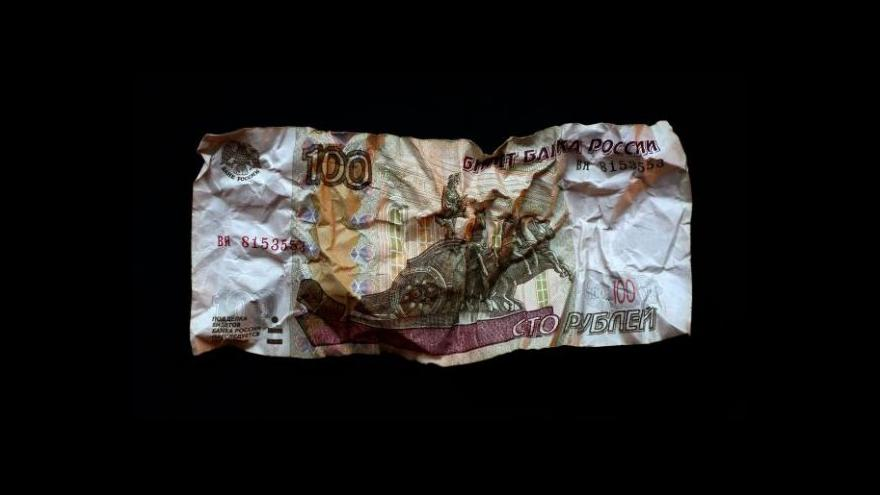 Video Brychta: Řada ruských firem má půjčky v dolarech