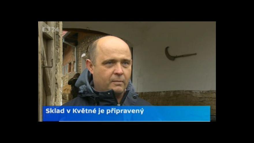 Video Areál potřebuje jen drobné opravy, říká místostarosta Květné Vojtěch Pražan