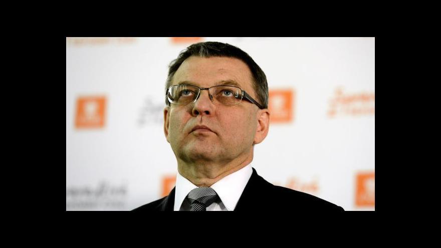 Video Události ČT: Zaorálek se musí Rittigovi omluvit