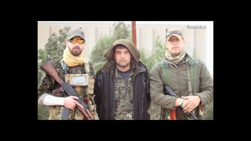 Video V Česku se cvičí bojovníci proti džihádistům
