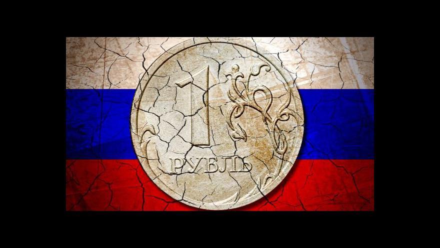 Video Analytik: Putinovi propad ekonomiky neublíží