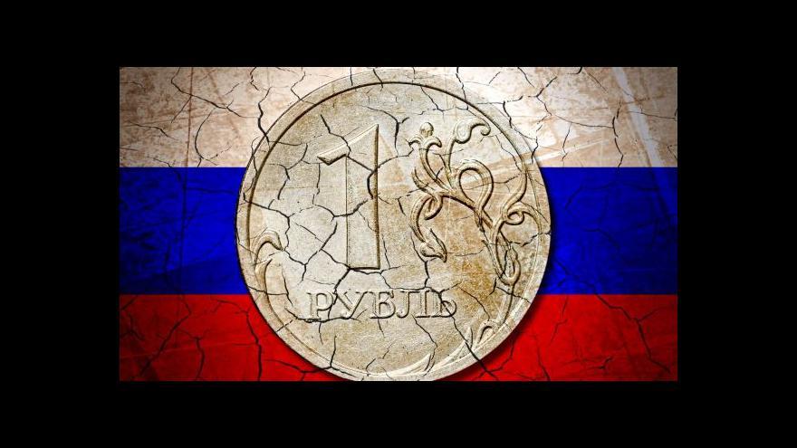 Video Prouza: Sankce plní svůj účel