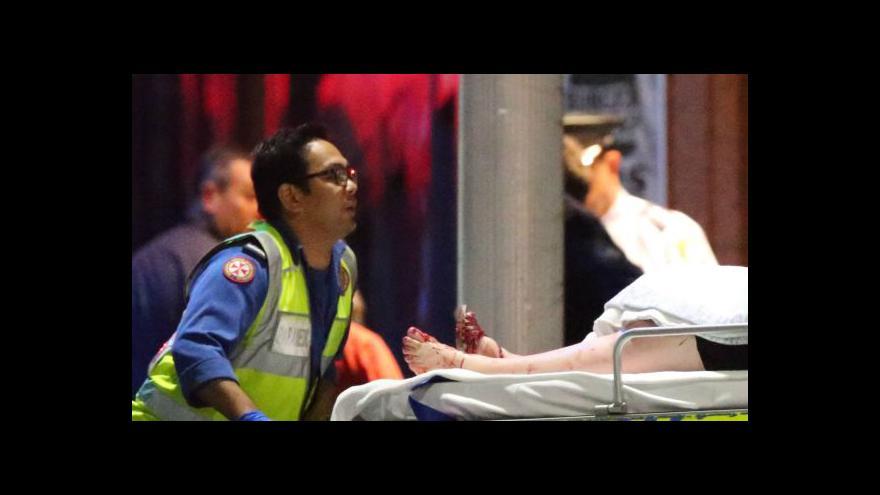 Video Útočníkem je íránský uprchlík