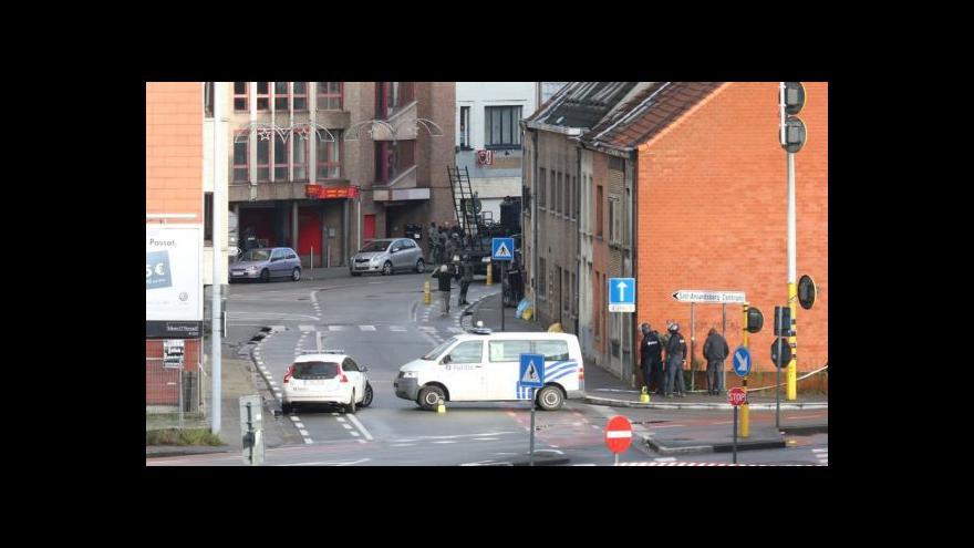 Video Události: Rukojmí v belgickém Gentu