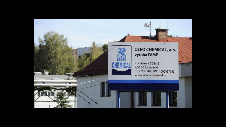 Video Události: Policejní nesnáze v kauze Oleo Chemical