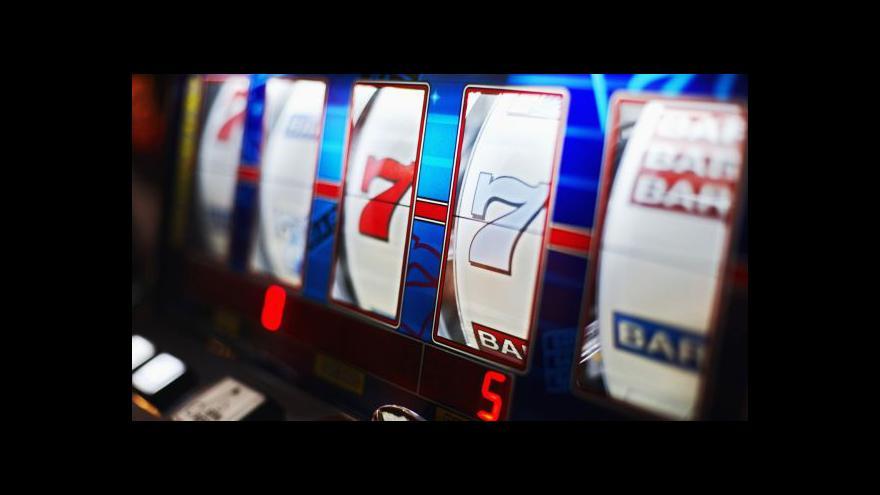 Video Události: Licence na automaty se budou dražit