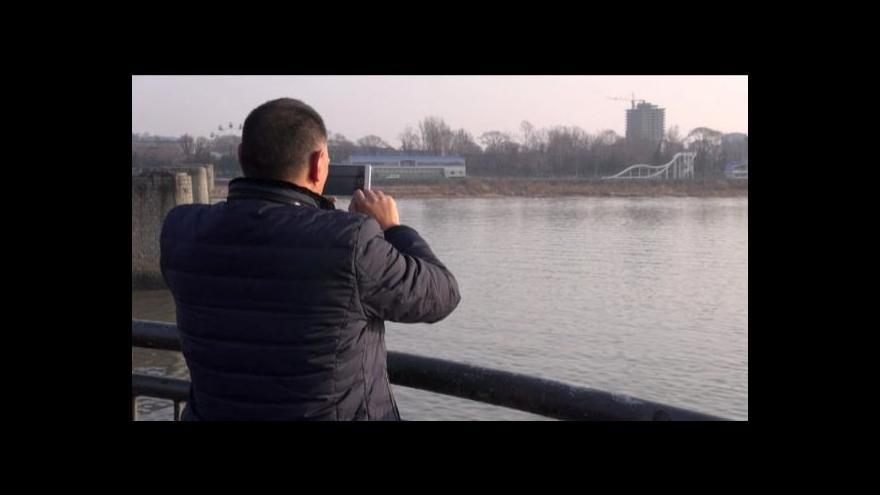 Video Kontrasty čínsko-korejského pomezí