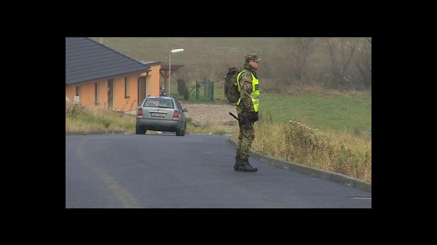 Video Další neřízené výbuchy ve Vrběticích