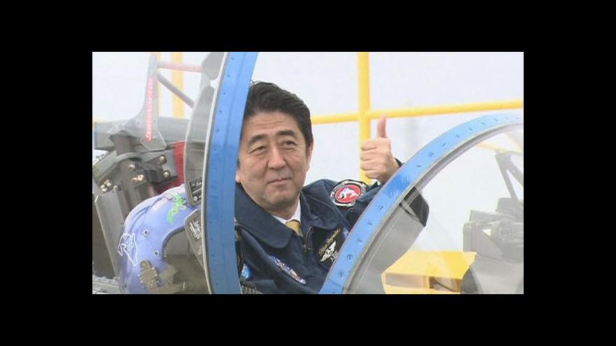Video Japonci jdou k předčasným volbám