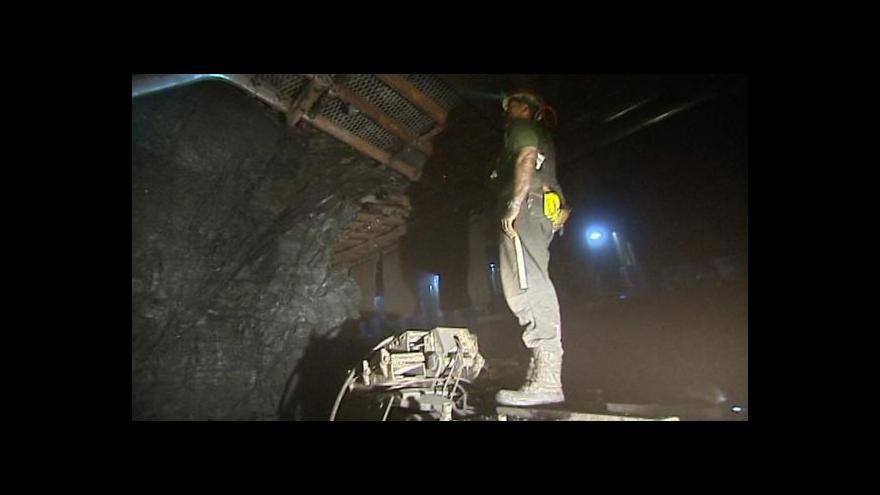 Video Události: Pomoc rodinám po mrtvých hornících