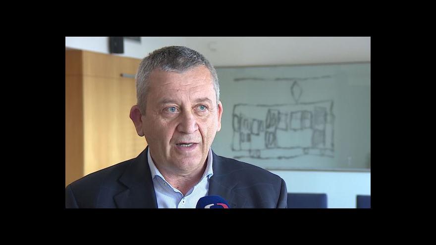 Video O novém způsobu placení za jízdenky hovoří Vít Prýgl z DPMB