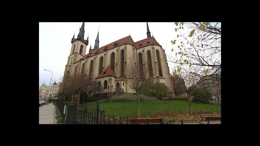 Video Z metropole: Sto let kostela sv. Antonína