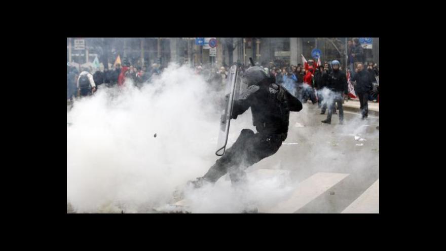 Video Kašpar: Italské odbory ztrácejí vliv na politiku