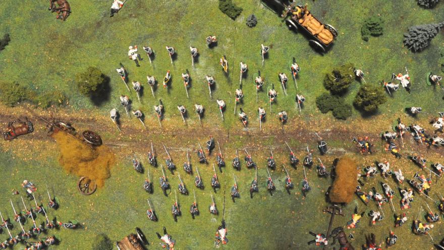 Video Historická bitva generála Laudona
