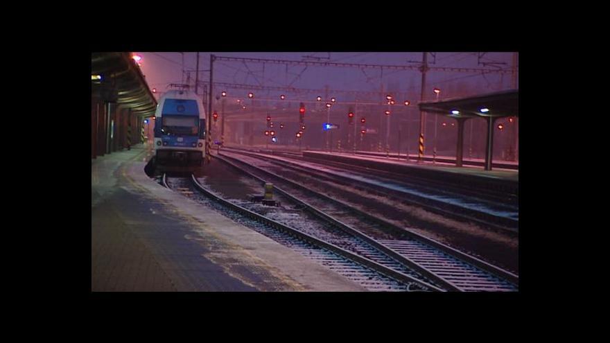 Video Dalším proslulým vlakem, který mizí z kolejí, je Excelsior