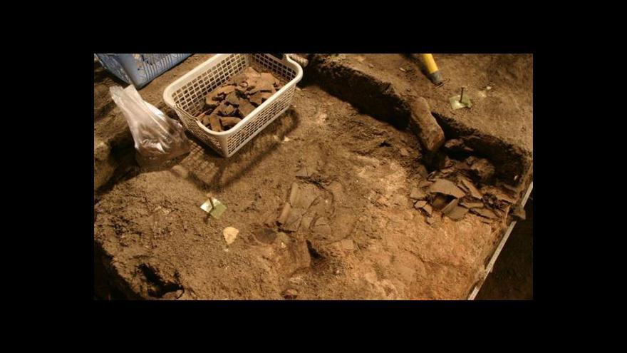 Video Archeolog Neustupný: Pravěcí lidé nebyli žádní trhani