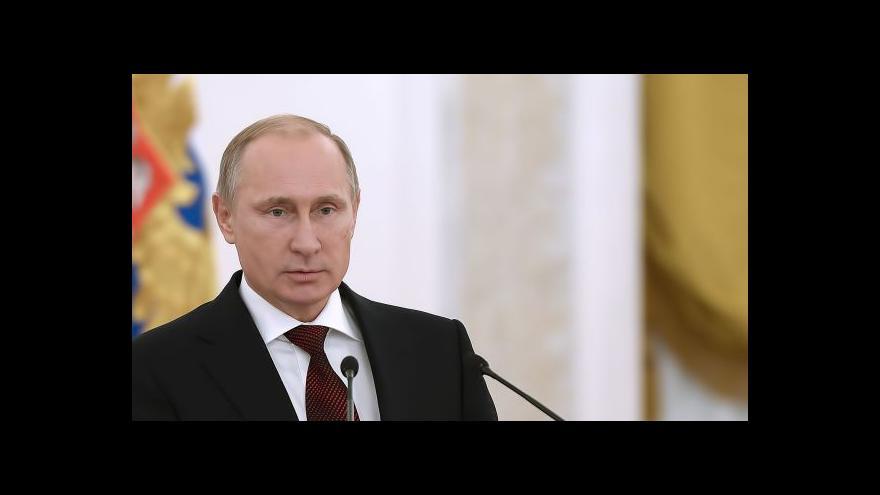 Video Najít nové partnery je pro Moskvu životní nutnost