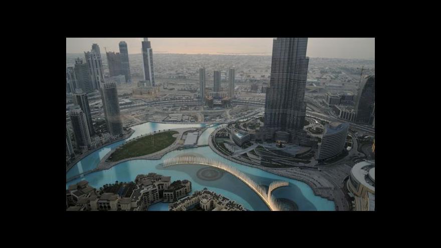 Video Události: Češi nejraději létají do Dubaje a Londýna