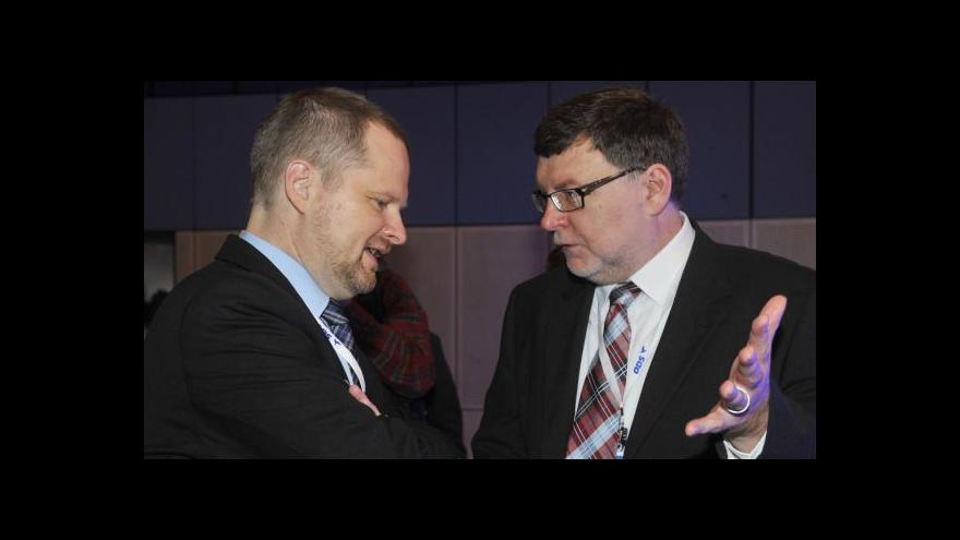 Video Fiala (ODS): Rozpočet dalšímu růstu a prosperitě neposlouží