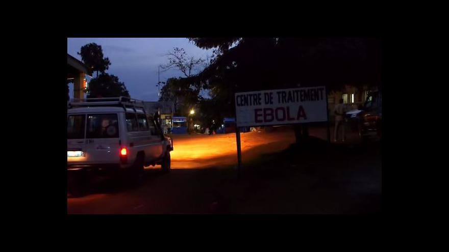 Video Osobností roku jsou bojovníci s ebolou