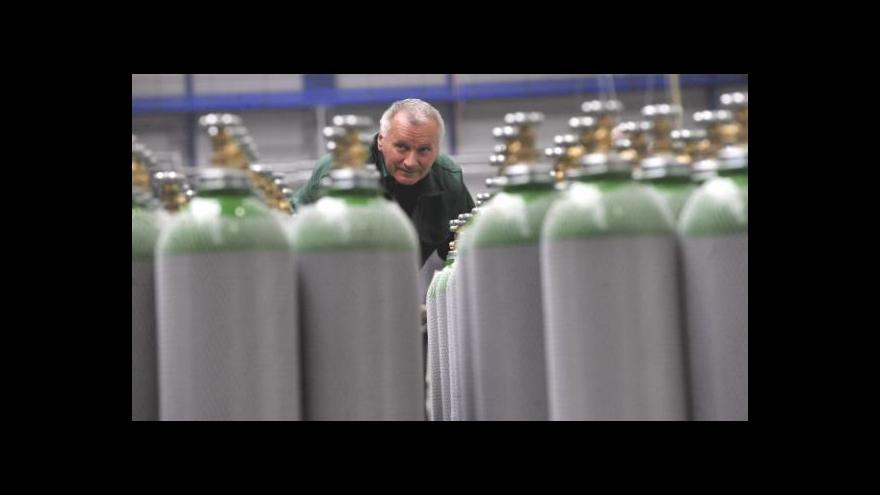 Video Vítkovice rozjíždějí vlastní čerpací stanice s plynem
