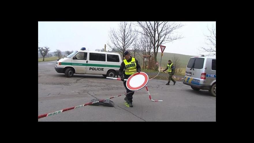 Video Události: Vrběticemi znovu zněly výbuchy