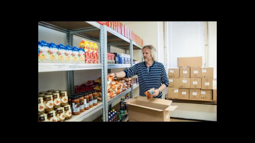 Video Daň za darované potraviny se přiblíží k nule