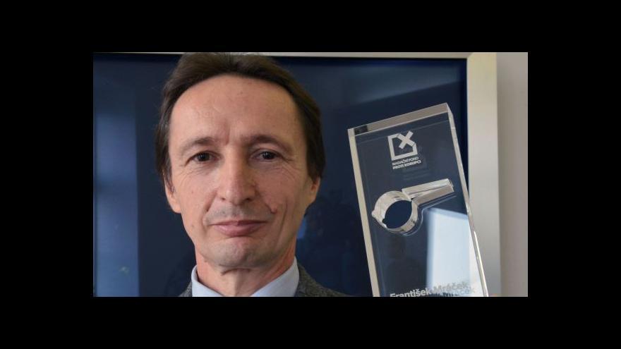 Video Příběh whistleblowera Františka Mráčka