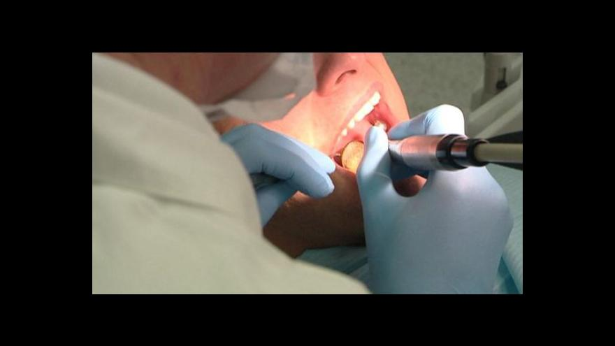 Video Ve Slavonicích nebudou mít zubaře