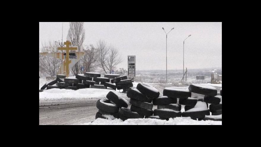 "Video Horizont: ""Den klidu"" na Ukrajině"