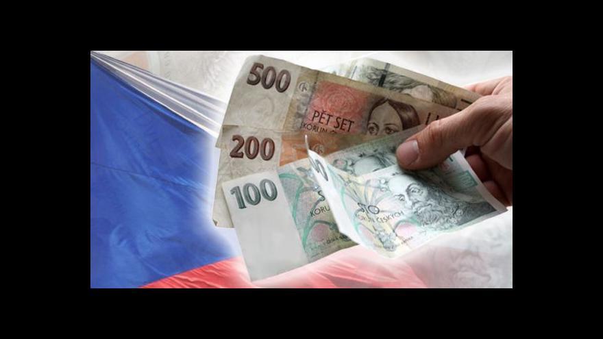Video Češi pociťují daňovou nejistotu