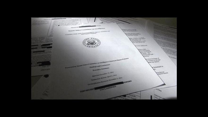 Video Události, komentáře: Zpráva o výsleších CIA