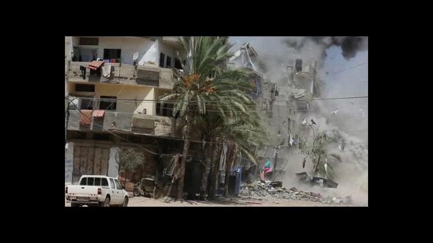 Video Horizont: Izrael vyšetřuje své vojáky kvůli akcím v Gaze