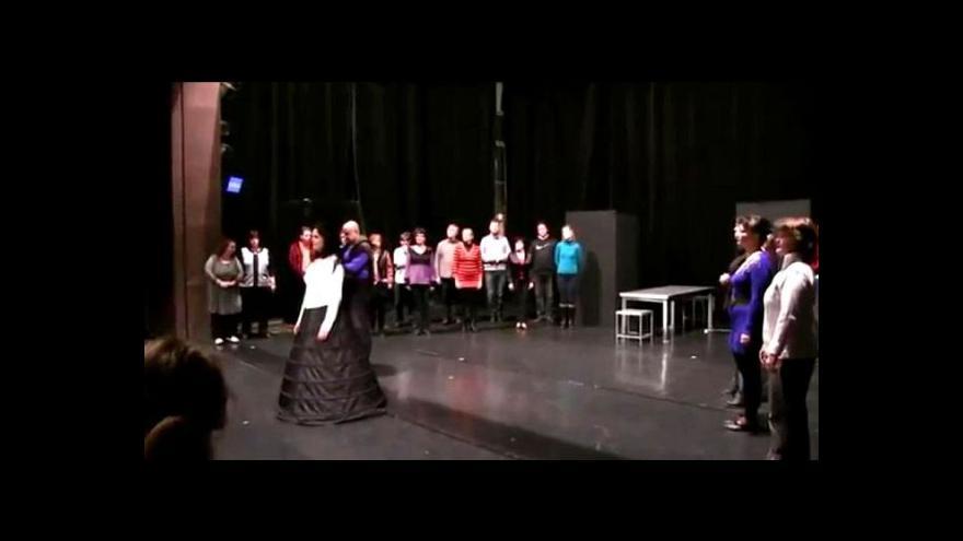 Video Sylvie Bodorová: Operu pro Liberec beru jako hozenou rukavici