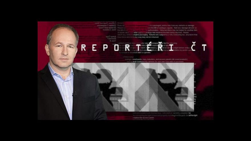 Video Únor 2014 - Tomáš Březina se stal spolupracujícím obviněným