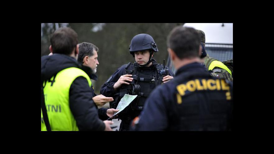 Video Novinky vlády a policie k Vrběticím