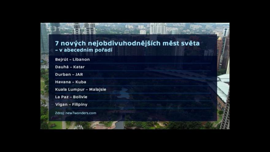 Video Architekt Adam Gebrian: Rozvoj měst probíhá mimo Evropu