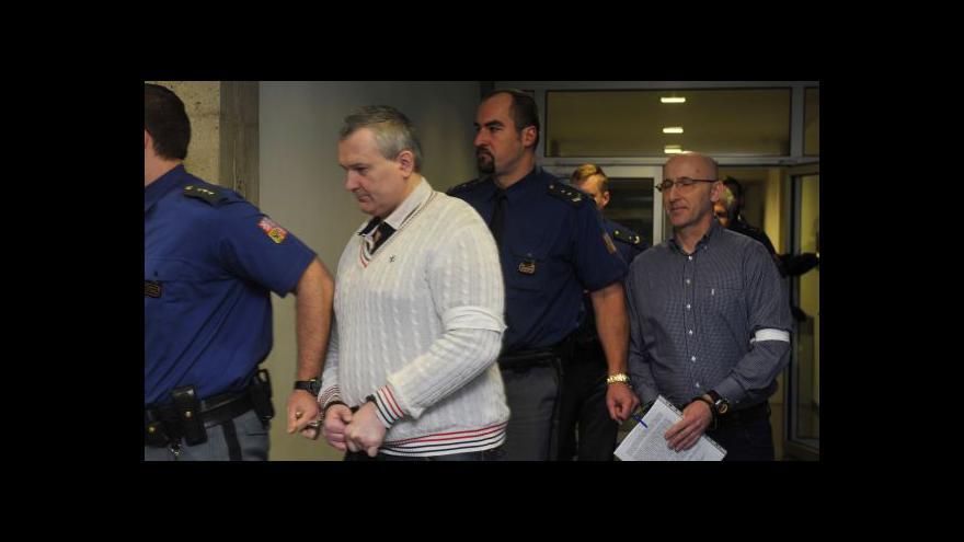 Video Lihová mafie u soudu, Radek Březina vypovídal