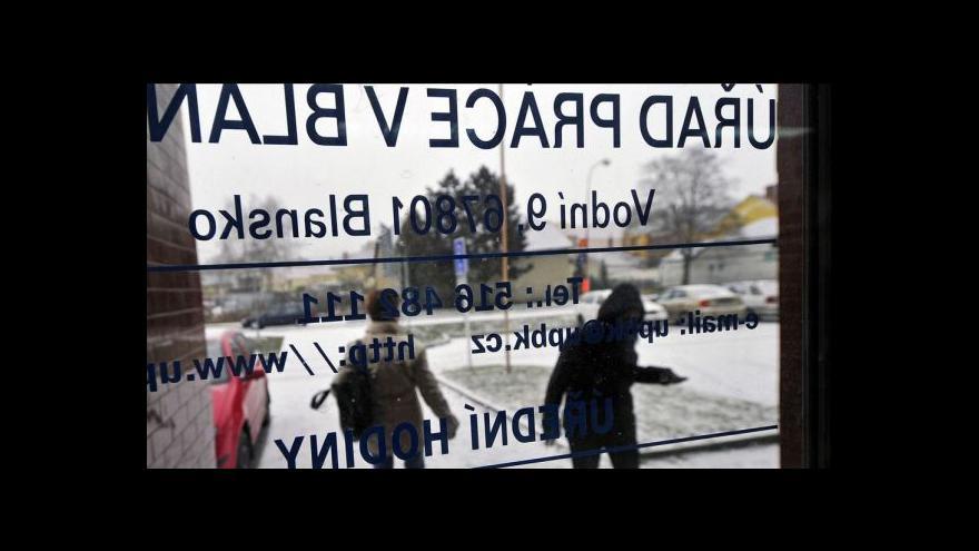 Video Dufek: Naše nezaměstnanost stále patří mezi nejnižší v Evropě
