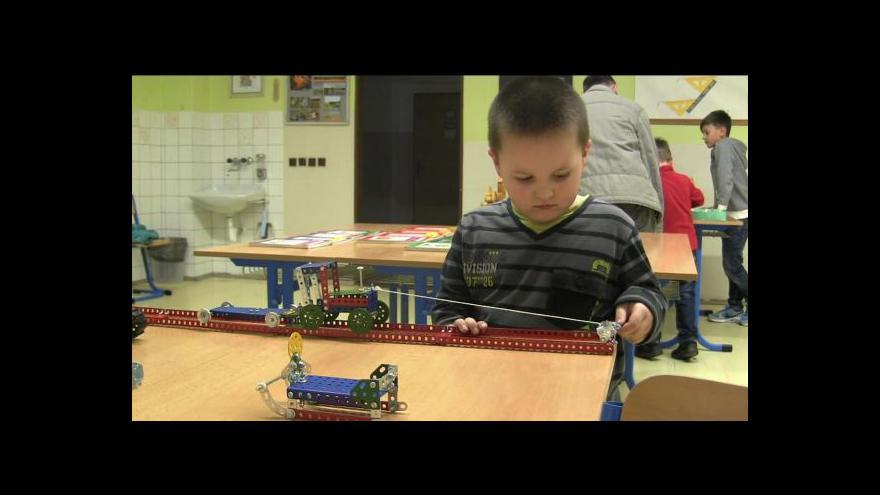 Video Den otevřených dveří na ZŠ Borohrádek
