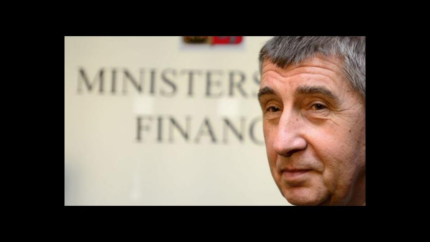 Video Babiš v OVM o platech poslanců: Sobotka podrazil koalici
