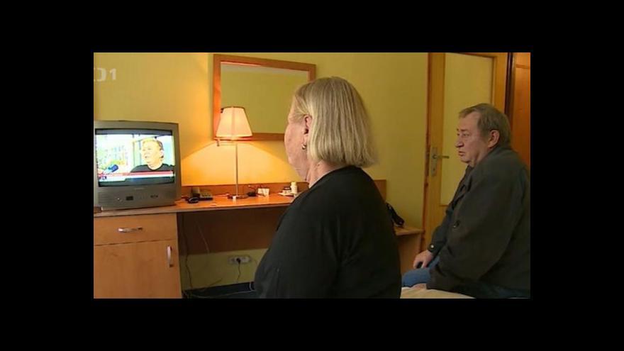 Video Vrbětice: Část evakuovaných se mohla vrátit domů