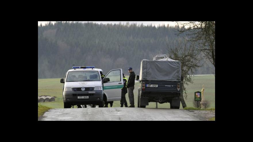 Video TK Bezpečnostní rady státu k situaci ve Vrběticích